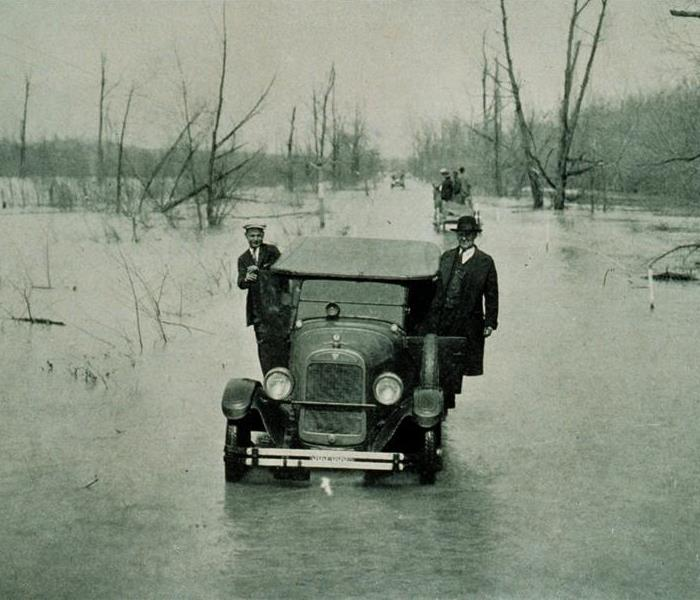 Water Damage Songs About the Great Flood of 1927