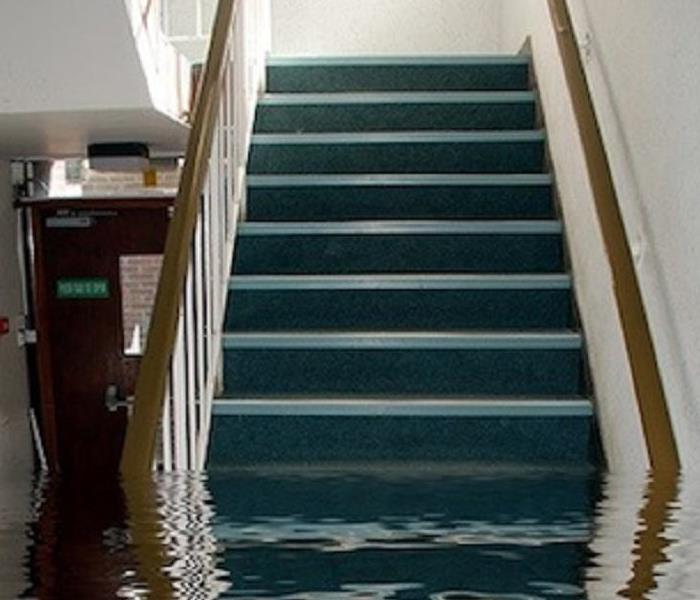 Water Damage Preventing Basement Flooding